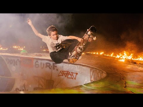"Volcom Presents: Gavin Bottger's ""Duel For Fuel"" Part"