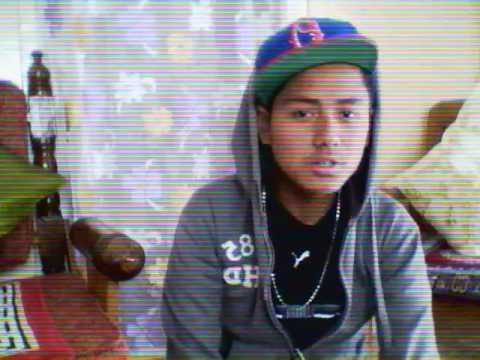Ak Gee 1st Time On Cam(raw Video)nepali Boy Rap.mp4 video