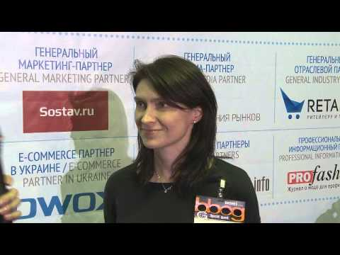 Videobaker на форуме Online Retail Russia 2013 (ноябрь)