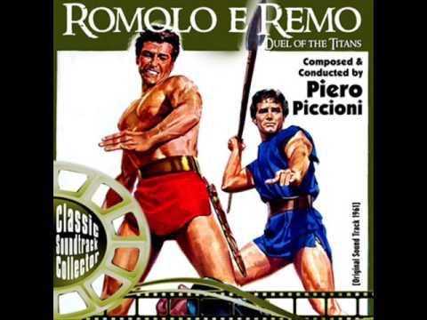 Dopo il terremoto - Romolo e Remo AKA Duel of the Titans (OST) [1961]