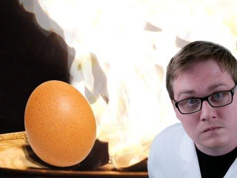 Scientific Tuesdays - Eggsplosion!