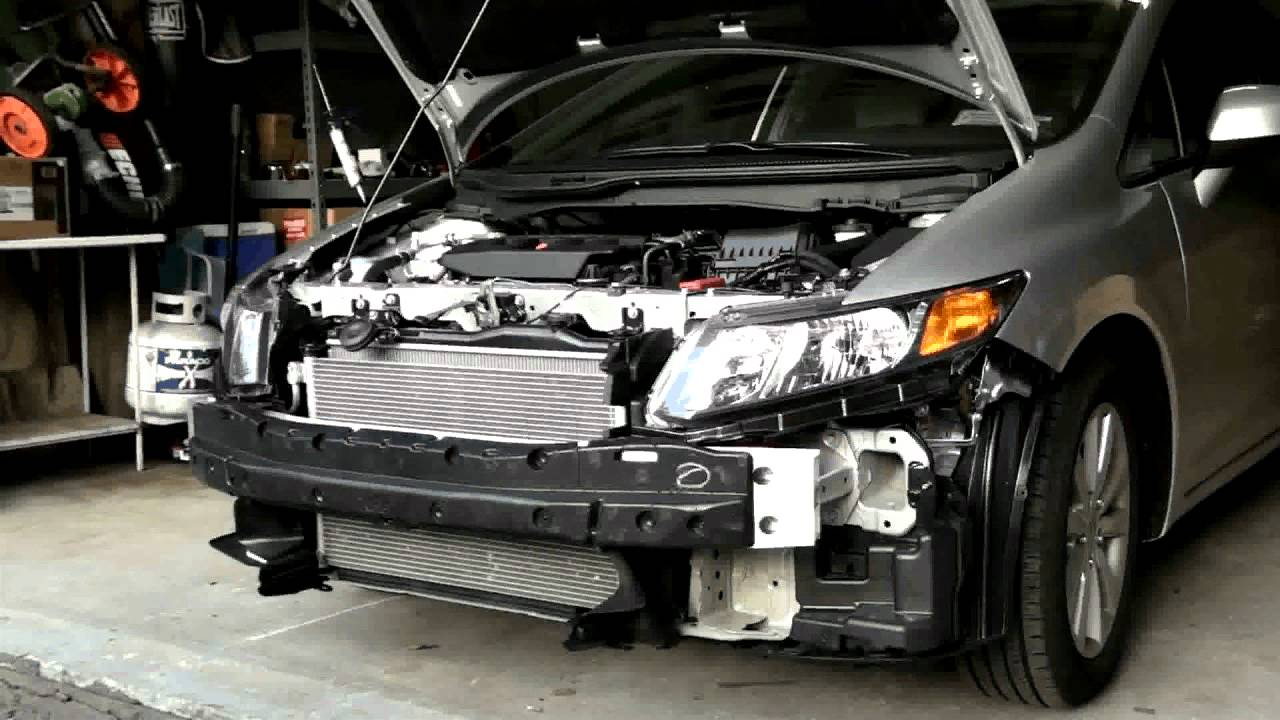 Custom Lightz 9th Generation Honda Civic Installation