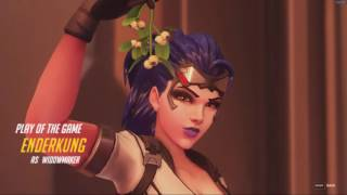 [Overwatch] Play of the Game Compilation #9