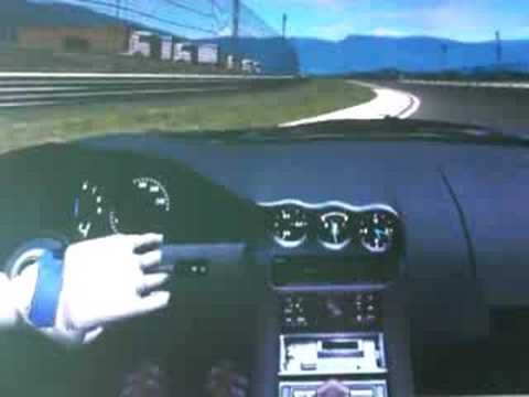 LFS Drifting with Logitech MOMO Racing Wheel