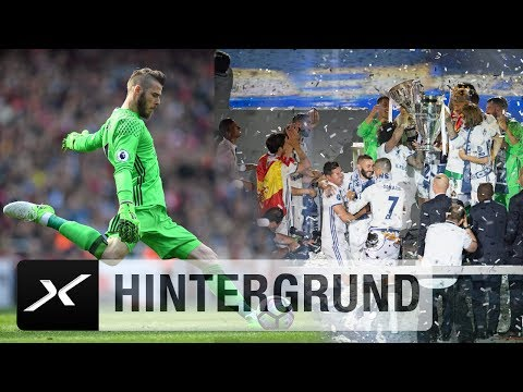Real Madrid ruft: Manchester-United-Keeper David de Gea im Profil | Premier League | LaLiga