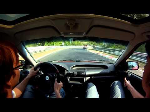 Onboard  Opel Astra F GSi 16V @ Nürburgring Nordschleife
