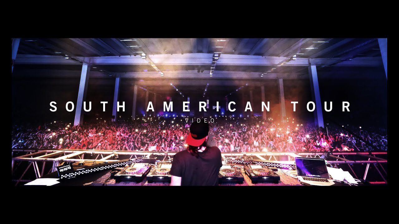South American Tour Video
