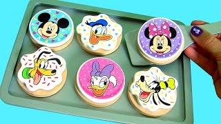 Play Doh Biscoitos de Madeira Mickey Mouse Clubhouse Margarida e Pateta