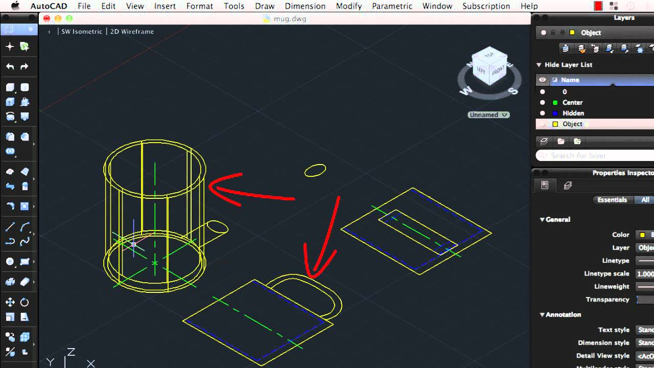 Convert 2d Objects To 3d Objects Autocad 2013 For Mac