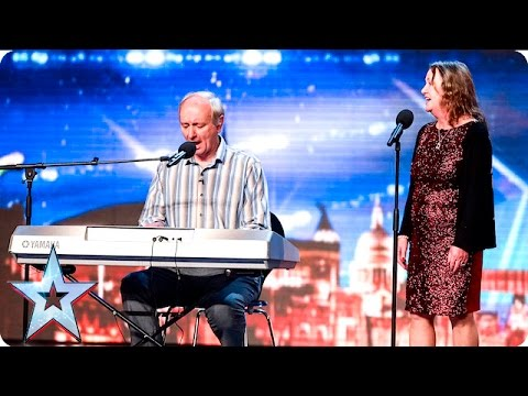 Can Topaz make sweet music together? | Auditions Week 6 | Britain's Got Talent 2016
