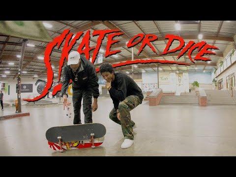 Nick Tucker & Larelle Gray - Skate Or Dice!