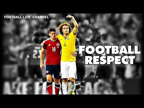 Самые трогательные моменты в футболе ч.1