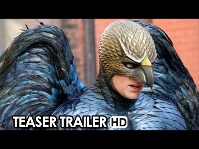 Birdman - O L'imprevedibile virtù dell'ignoranza Teaser Trailer Ufficiale Italiano (2015)