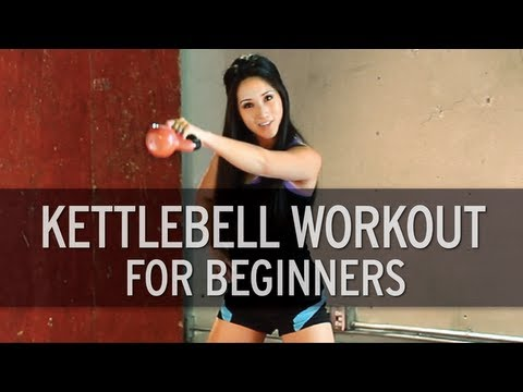 Basic Kettlebell Workout For Beginners Image 1