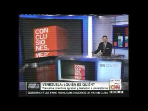 El video de CNN vs  El video de Maduro