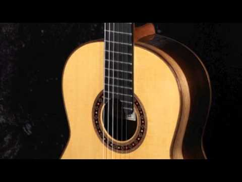 Leonesa by Miguel Llobet on a Jason Wolverton Classical Guitar