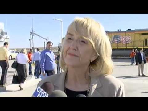 Gov. Jan Brewer - On Global warming