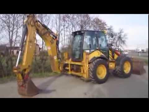 Caterpillar 444E demo, Stock number 00024562 @ BIG Machinery