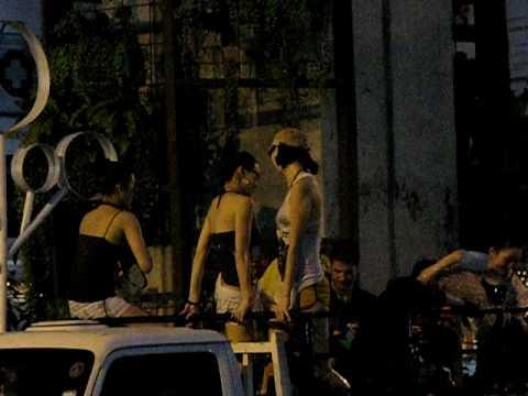 Songkran 13 April 2010 Silom Thailand 1