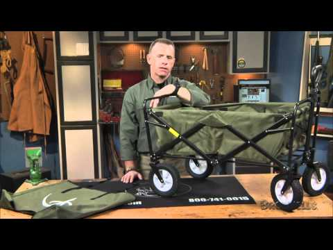 Brownells - Folding Utility Wagon