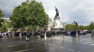 Paris : l'acte 28 des Gilets jaunes à la veille des élections européennes