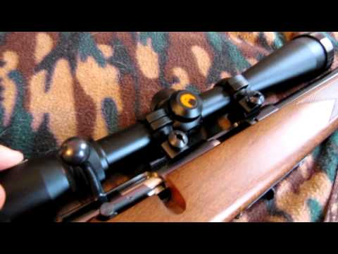 Savage Mark II GXP .22LR review