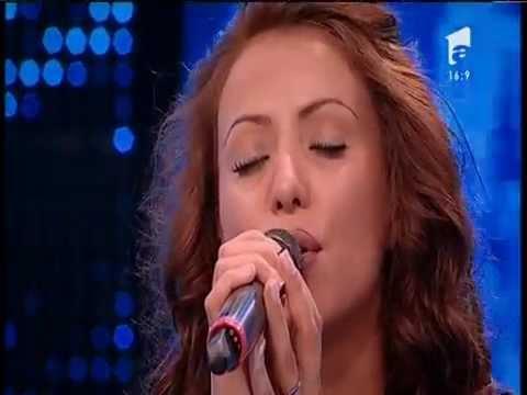 """Nicoleta Nuca - """"Nu sunt"""". Vezi aici cum cântă Ștefania Porceanu la X Factor"""