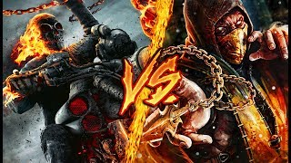 GHOST RIDER VS. SCORPION ║ COMBATES MORTALES DE RAP ║ JAY-F Ft. MC ENERGY