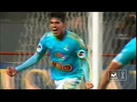 ► SPORTING CRISTAL VS ALIANZA LIMA GOL DE LUIS ABRAM Torneo Clausura 2014   20-11-14