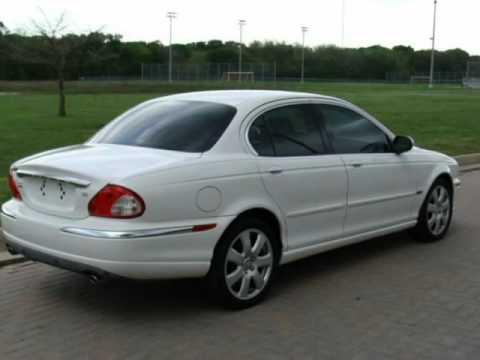2004 Jaguar x Type 3.0l Awd