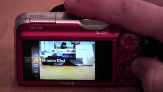 Canon Powershot SX230 HS Hands-on Review