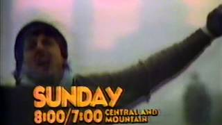 CBS promo Rocky 1979