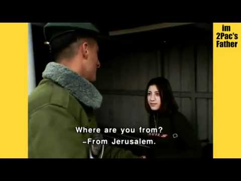 Israeli Soldiers Hit On Minor Muslim Girls video
