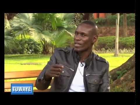 Tuwaye: Andrew Mwesigwa, Captain wa Uganda Cranes