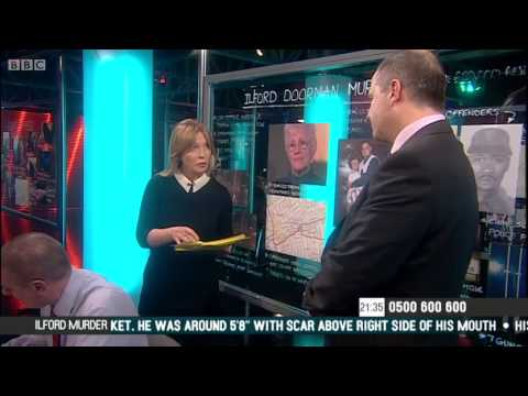 Crimewatch - Including Madeleine McCann Update  29/11/2013