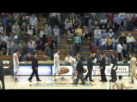 Men's Basketball: Vermont vs. St. Michael's Video