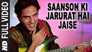 download lagu Saanson Ki Jarurat Hai Jaise  Aashiqui  Rahul gratis