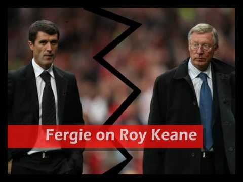 Alex Ferguson interview on Roy Keane
