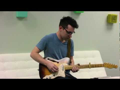 Bethel Live - This Is Amazing Grace (lead Guitar Tutorial) video