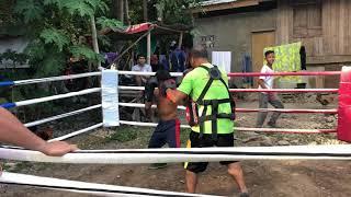 Boxing practice