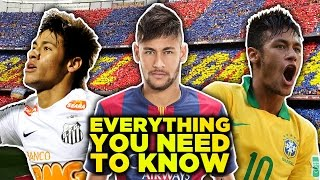 Neymar | Everything You Need To Know