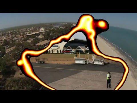 Юндум - аэропорт построенный пришельцами?
