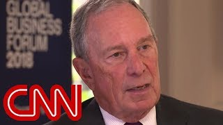 Will Michael Bloomberg challenge Trump in 2020?