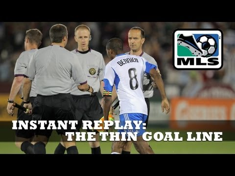 The Thin Goal Line - Instant Replay
