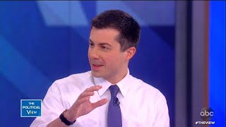 Pete Buttigieg Addresses Appealing to Black Voters | The View