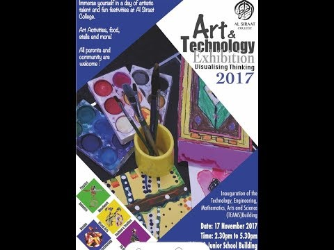 Art & Technology Exhibition 2017: Awards Ceremony