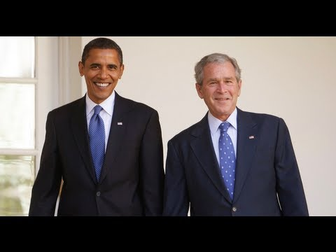 Bush's Torture Morphs into Obama's Drones