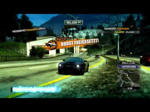 Burnout Paradise Toy GT Nighthawk for PC!!!
