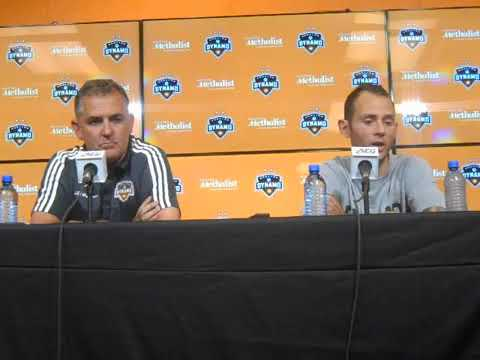 Post-Game Press Conference: Houston Dynamo vs. Colorado Rapids on March 29, 2015