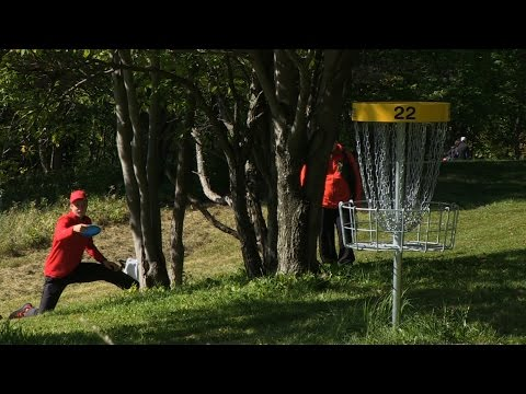 Green Mountain Championship - Round 1 - (Wysocki, Schusterick, Brinster, Dore and Lizotte)